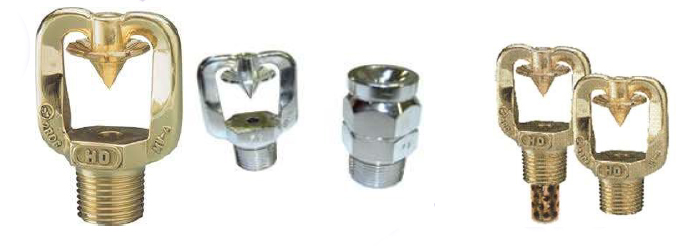 Medium Velocity Water Spray Nozzle Supplier